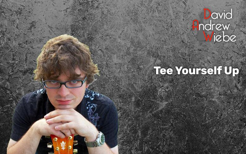 Tee Yourself Up