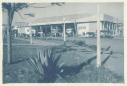 Dedé ajudou a construir o Terminal Rodoviário de Paranavaí (Foto: Leonardo Brito)