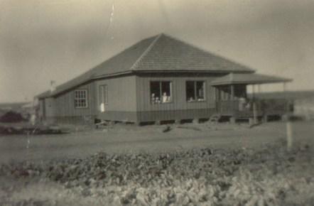 Primeira sede administrativa de Paranavaí (Acervo: Fundação Cultural)