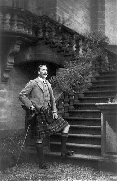 72c7dfd6e7 O escocês Lord Lovat quem enviou Thomas ao Norte do Paraná (Foto   Reprodução)