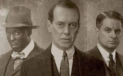 Série mostra como os mafiosos italianos e irlandeses exploravam as privações da Crise de 1929 (Foto: Divulgação)