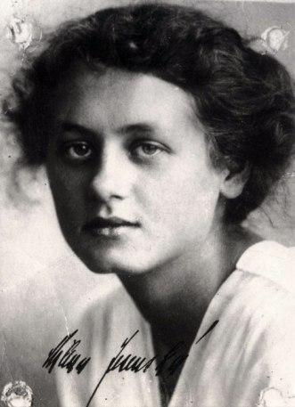 """Milena Jesenská: """"Ele era tímido, gentil e amável, mas escreveu livros muito dolorosos"""" (Foto: Reprodução)"""