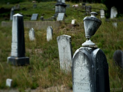 Grave of Elizabeth Wilsodorff, Downieville Cemetery, Downieville, California