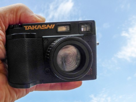 Takashi EZ F521 Digital Camera