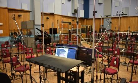 Psalm 66, vs. 1-4, Make a joyful noise, at Abbey Road