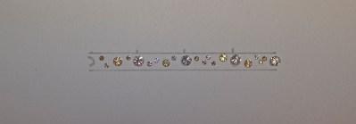 Bespoke diamond ring planning handmade in London