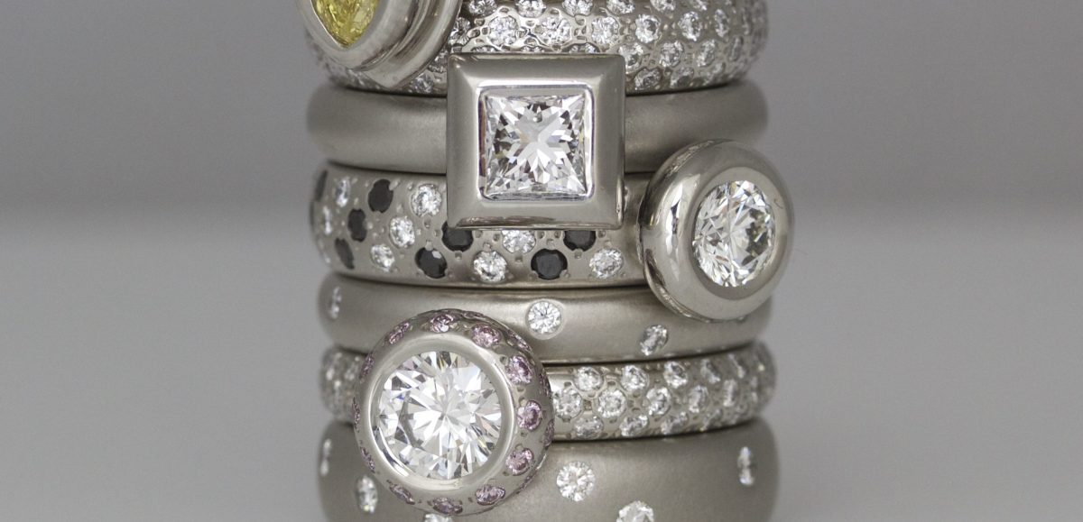 Platinum or white gold what the difference the finest contemporary jewellery handmade in London