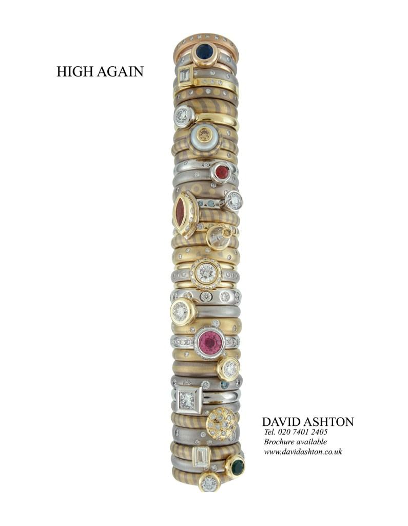 High again advert David Ashton