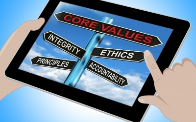 What are Your Core Values and Who Cares?