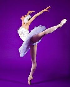 "State Sreet Ballet - ""Swan Lake"" publicity photo 4/14/08"