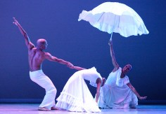 """UCSB Arts & Lectures - Alvin Ailey American Dance Theater - """"Revelations"""" 3/3/04 Arlington Theatre"""