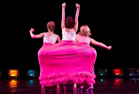 """Eisenhower Dance - """"Motown in Motion"""" 11/6/09 Lobero Theatre"""