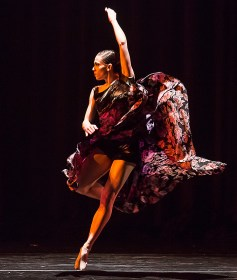"""UCSB Arts & Lectures - Hubbard Street Dance Chicago, """"Untouched"""" 1/23/13 Granada Theatre"""