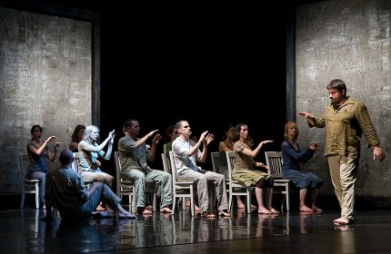 "Doug Varone and Dancers, ""Ruin of Language"", July 20, 2006 SUMMERDANCE Santa Barbara"