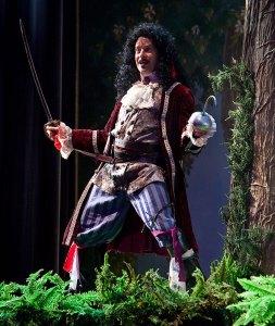 "Santa Barbara Theater Co. - ""Peter Pan"" 12/19/09 Lobero Theatre"