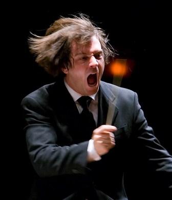 Daniel Meyer conducts the Santa Barbara Symphony, Arlington Theater, November 13, 2005