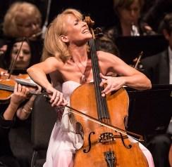 Sara Sant'Ambrogio, Santa Barbara Symphony 5/16/14 Granada Theatre
