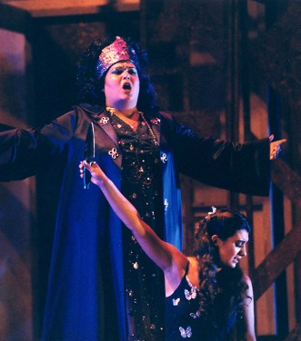 """Music Academy of the West - """"The Magic Flute"""" 8/1998 Lobero Theatre"""