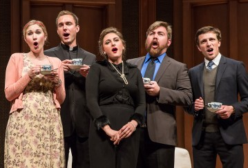 Music Academy of the West - Opera Scenes 7/6/13 Hahn Hall