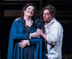 "Opera Santa Barbara - ""Tosca"" 11/6/13 Granada Theatre"