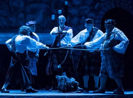 Scottish ritual - Santa Barbara Revels Winter Solstice Celebration 12/16/16 The Lobero Theatre
