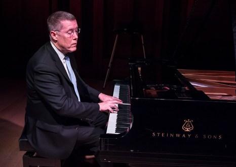 Warren Jones, Adagio in B minor by Mozart - Camerata Pacifica 2/17/17 Hahn Hall