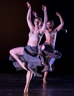 """""""Buffalo"""" by Stephanie Guilliland - UCSB Theater & Dance Spring Dance Concert 4/13/17 Hatlen Theater"""