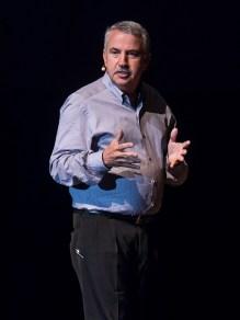 NY Times columnist Thomas L. Friedman - UCSB Arts & Lectures 4/20/17 The Arlington Theatre