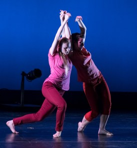 """""""Anwhere I Can See the Moon"""" by Gianna Burright & dancers - UCSB Theater & Dance Spring Dance Concert 4/13/17 Hatlen Theater"""