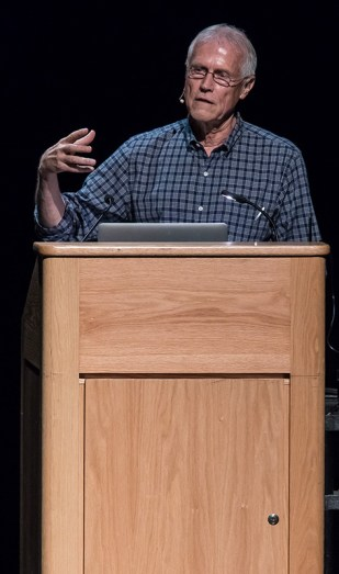 Author and activist Paul Hawken - UCSB Arts & Lectures 4/22/17 UCSB Campbell Hall