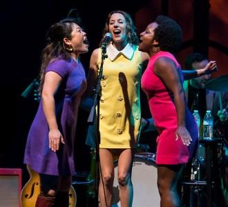 BettySoo, Charlie Faye and Akina Adderly - Sings Like Hell 6/24/17 The Lobero Theatre
