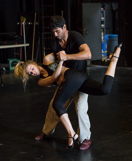 Nayhara Zeugtrager & Daniel del Valle Escobar 8/11/17 The Lobero Theatre