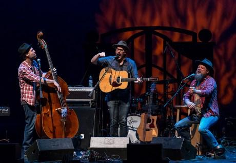 The Bryan Titus Trio - Sings Like Hell 8/19/17 The Lobero Theatre