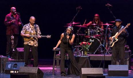 Dee Dee Bridgewater and Memphis 9/15/17 The Lobero Theatre