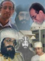 Pictures of H.G. Bishop Tawadros throughout his life.