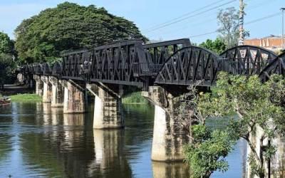 The Bridge on the River Kwai & The Railway Man
