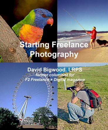 Starting freelance photography cover