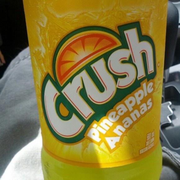 Pineapple crush
