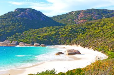 Two Peoples Bay Western Australia