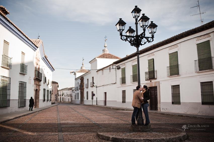 Preboda en Almagro