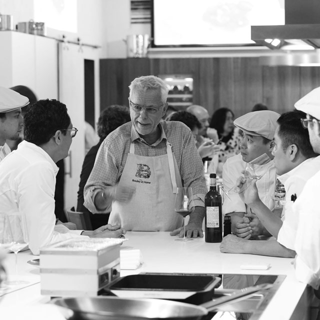 Chef David Bouley & Bouley Culinary Team Testing