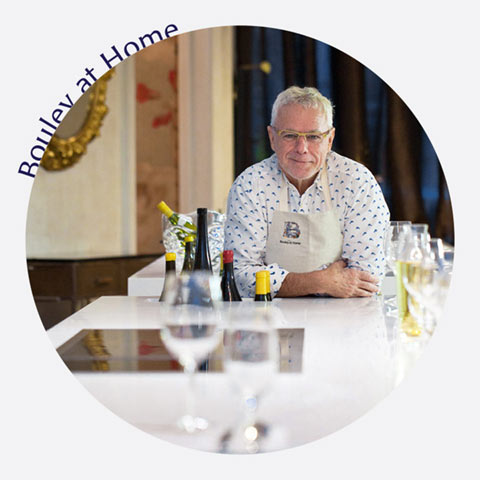 Bouley at Home by Chef David Bouley