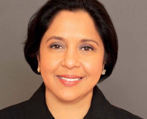 Dr. Uma Naidoo