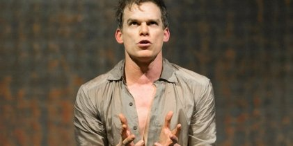 Michael C. Hall sings Ashes To Ashes (NYC September 6th)
