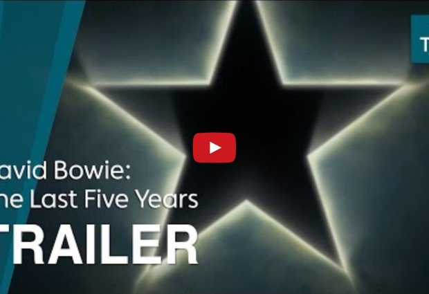 David Bowie: The Last Five Years (BBC Trailer 2)