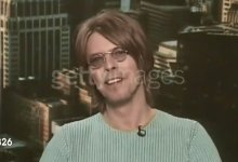 David Bowie Interview, New Zealand TV via satellite (1999)