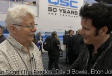 Ken Scott Interview (The Beatles, David Bowie) and Sound Techniques at NAMM – Produce Like A Pro (2018)