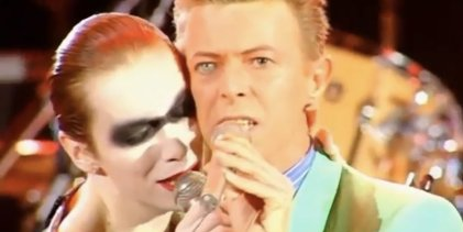 Queen, David Bowie & Annie Lennox – Under Pressure (Live, London, 1992)