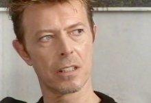 David Bowie interview (Glasgow 1995)