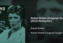 David Bowie – Rebel Rebel (Original Single Mix) (2019 Remaster)